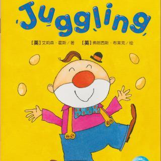 培生幼儿英语 预备级2 Pink 02:Juggling