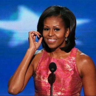 37.第一夫人米歇尔·奥巴马DNC2012演讲
