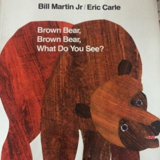 宝宝蛇版本brown bear brown bear what do you see