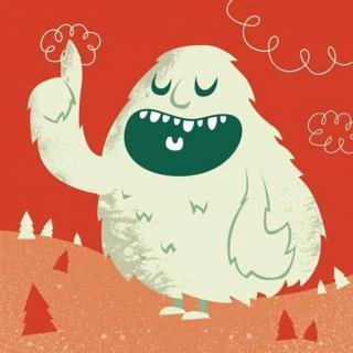睡前故事:垃圾桶里的怪兽