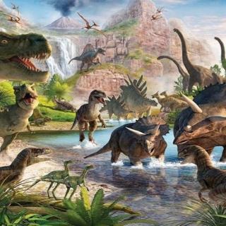 侏罗纪恐龙故事