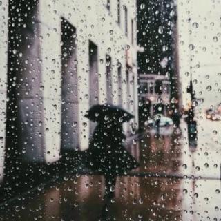 雨天的昆明
