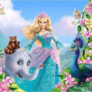 第442期-芭比之森林公主