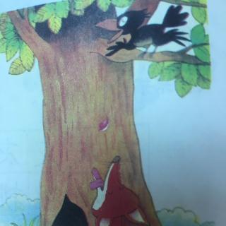 寓言故事~狐狸和乌鸦