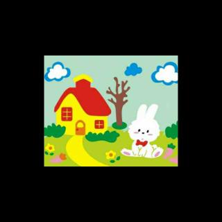 怕疼的小白兔