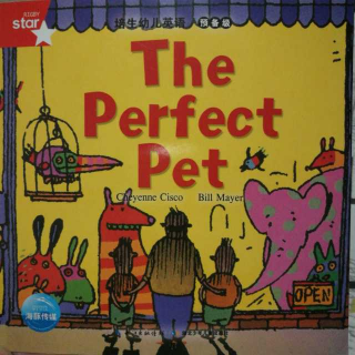 The perfect pet 完美的宠物