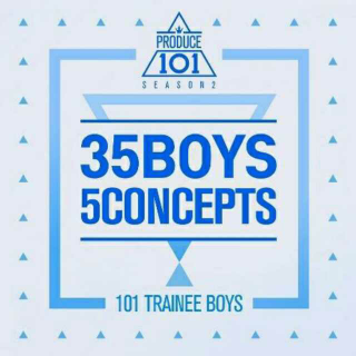 It's-show time(produce101)