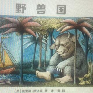 绘本故事——野兽国