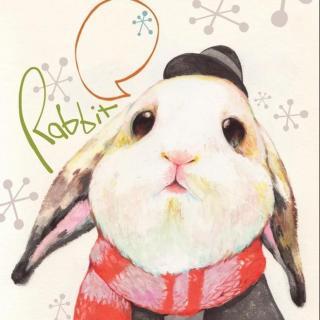 小兔子和它的糖果屋