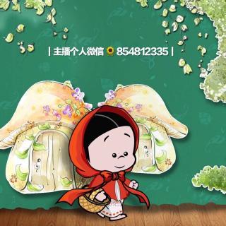 幼儿睡前故事:小红帽