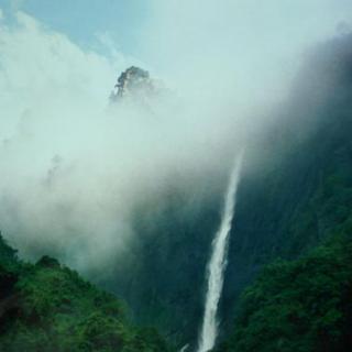 古诗欣赏18 李白  望庐山瀑布