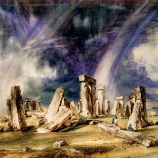只有英国的鬼天气,才画得出人类历史上最伟大的水彩画