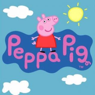 Pappa Pig 第一季第八集动画背诵录音-Jessie