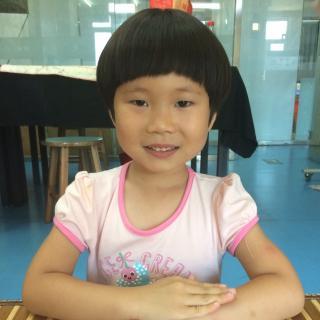 《弟子规》-信 四岁小艺诵读