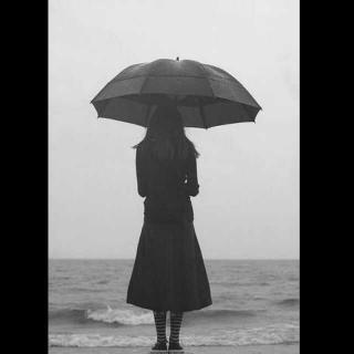 生活如雨,请撑伞原谅。