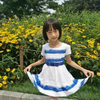 肖煜芸小学生朗诵课文