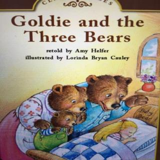 海尼曼G1《Goldie and the Three Bears》