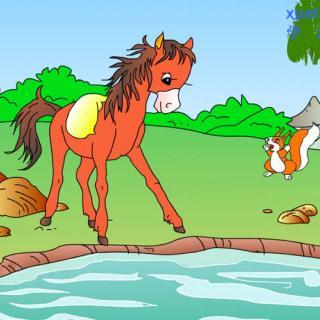 儿童故事《小马过河》