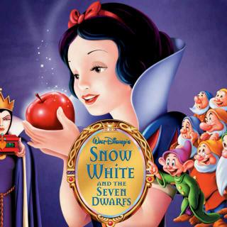经典格林童话1.白雪公主