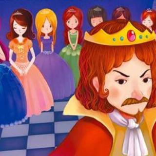 十二个跳舞的公主——格林童话