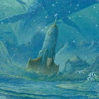 晚安童话——《海的女儿》