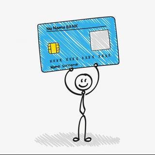 银行卡可可与大怪兽的故事