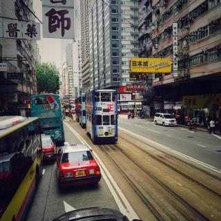 香港电影,别来无恙。自序:一座城,一代人