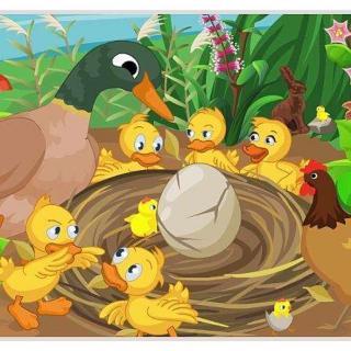 丑小鸭——安徒生童话