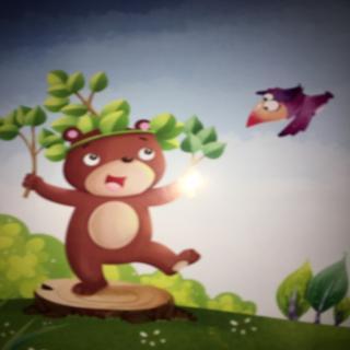 会跳舞的大树