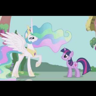My little pony S1E02