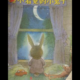 睡不着觉的小兔子