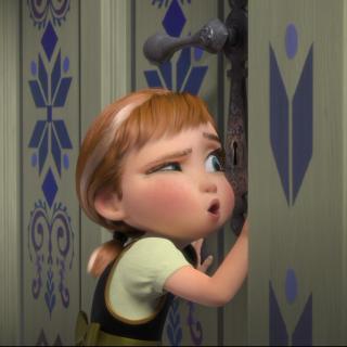 你想不想堆雪人? - 冰雪奇缘(国语).Frozen