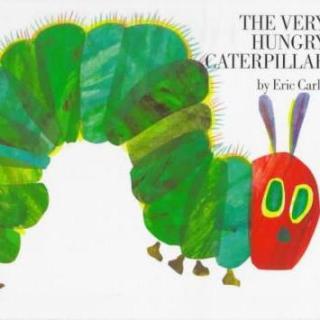 Jessica 读 The very hungry caterpillar