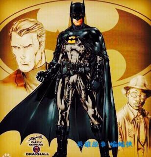 【蝙蝠侠】13- 神秘面具人物