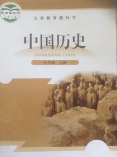 中国历史七上  第二三单元