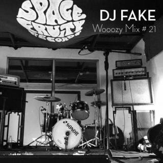 Wooozy Mix # 21 — DJ Fake