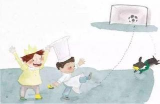新爱婴睡前故事|小王子和小厨师