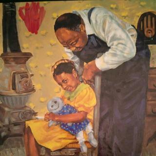 卡蒙加幼教集团——魔法姐姐绘本故事《杰德爷爷的理发店》