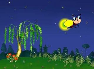 一妈跳跳讲儿童睡前故事—萤火虫找朋友