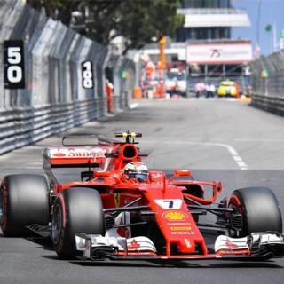 会说话的F1赛车