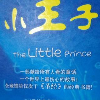 小王子第二十一章