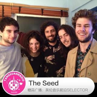 糖蒜爱音乐之The Selector:The Seed