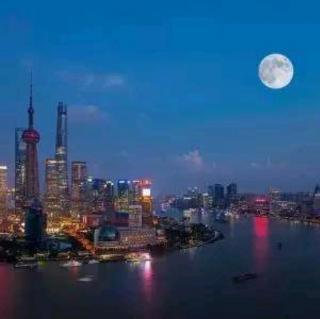 《月光下的中国》 作者欧震 朗诵小舍人家