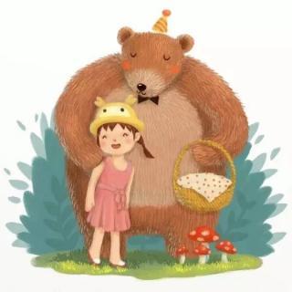 儿童故事|小熊买糖记