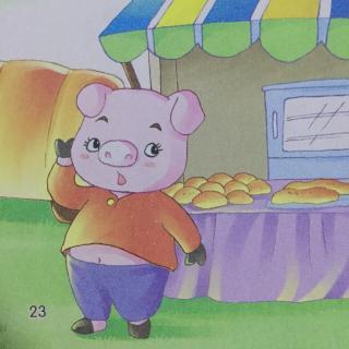猪先生的面包汽车
