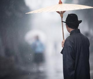 英语美文:雨巷(戴望舒)
