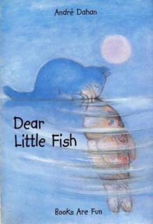 绘本岛亲爱的小鱼-英文版dear little fish by Unicorn🦄️·qi