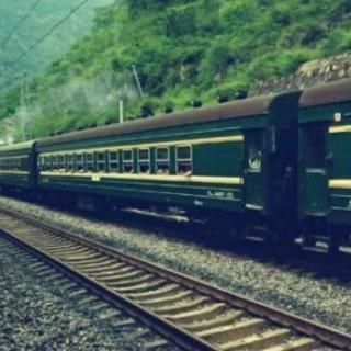 《想和你坐一列绿皮老火车》——付志勇