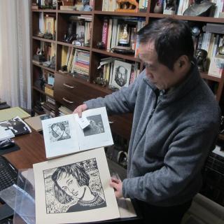 《俄语广播》:孙以煜——俄罗斯美术遗珍的打捞人