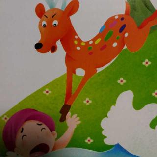 胎教故事之《九色鹿的故事》
